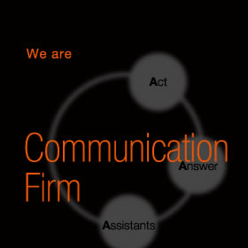 We are Communication Firm