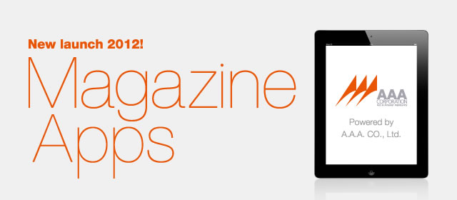 Magazine Apps powered by AAA Co., Ltd.
